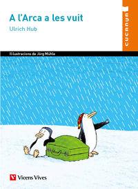 A L'arca A Les Vuit - Ulrich Hub