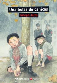 Una bolsa de canicas - Joseph Joffo / Jesus Gaban (il. )