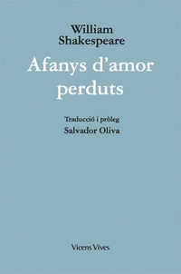 Afanys D'amor Perduts - William Shakespeare
