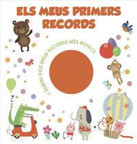 MEUS PRIMERS RECORDS, ELS