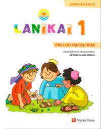 LH 1 - ERLIJIO KATOLIKOA (PV) - LANIKAI