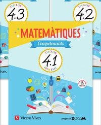 EP 4 - MATEMATIQUES COMPETENCIALS TRIM (CAT) - ZOOM