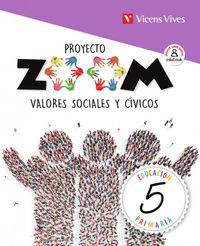 EP 5 - VALORES SOCIALES Y CIVICOS - ZOOM