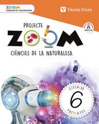 EP 6 - CIENCIES NATURALS (C. VAL) - ZOOM