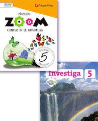EP 5 - CIENCIAS NATURALES (AND) (+INVESTIGA) (+KEY CONCEPTS) - ZOOM