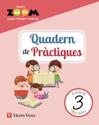 Ep 3 - Llengua Quad Practiques (cat) - Zoom - Aa. Vv.