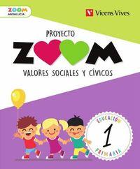 EP 1 - VALORES SOCIALES Y CIVICOS (AND) - ZOOM