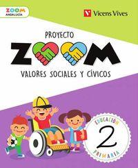 EP 2 - VALORES SOCIALES Y CIVICOS (AND) - ZOOM