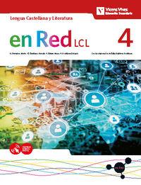 ESO 4 - LCL LENGUA CASTELLANA Y LITERATURA - EN RED