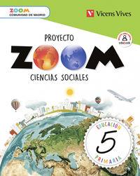 Ep 5 - Ciencias Sociales (mad) - Zoom - Aa. Vv.
