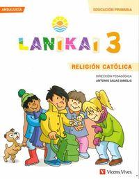 EP 3 - RELIGION (AND) - LANIKAI