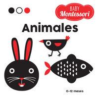 Animales - Baby Montessori - Aa. Vv.