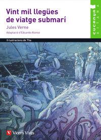 VINT MIL LLEGUES DE VIATGE SUBMARI