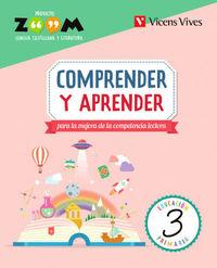 Ep 3 - Comprender Y Aprender 3 - Zoom - Aa. Vv.