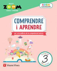 EP 3 - COMPRENDRE I APRENDRE 3 (BAL) - ZOOM