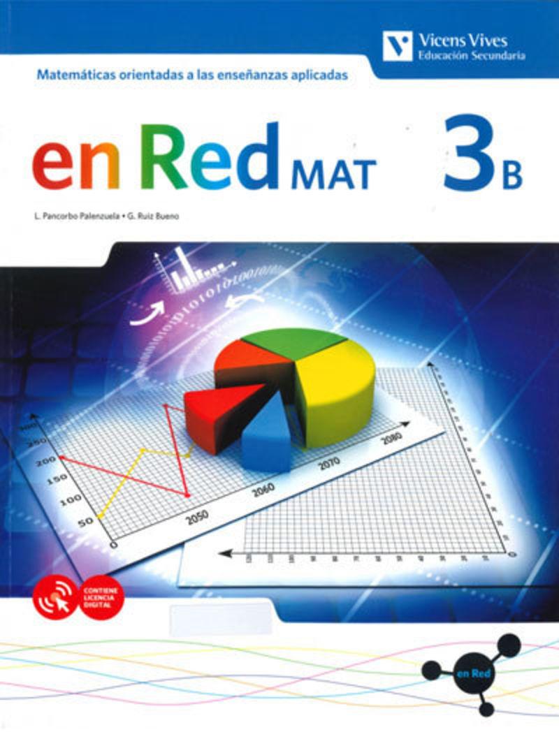 ESO 3 - MAT MATEMATICAS B APLICADAS - EN RED
