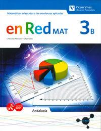 ESO 3 - MATEMATICAS APLICADAS (AND) - EN RED MAT
