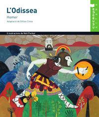 L'odissea (val) - Homer / Gillian Cross (ed. )