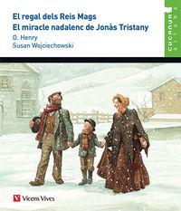 REGAL DELS REIS MAGS, EL / MIRACLE NADALENC DE JONAS TRISTANY, EL (VAL)