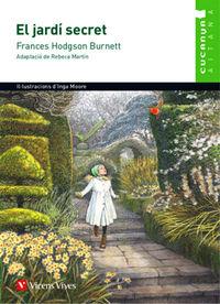 jardi secret, el (val) - Frances Hodgson