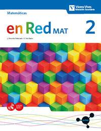 ESO 2 - MAT MATEMATICAS - EN RED