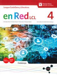 ESO 4 - LCL LENGUA CASTELLANA Y LITERATURA (CAT) - EN RED