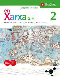 ESO 2 - GIH GEOGRAFIA I HISTORIA (CAT) - EN XARXA