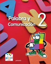 EP 2 - PALABRA Y COMUNICACION - PIXEL (CATALUÑA)