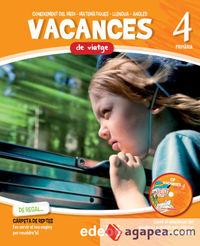 EP 4 - VACANCES - DE VIATGE (+CARPETA RETOS) (+CD)