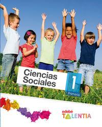 Ep 1 - Sociales - Talentia - Aa. Vv.
