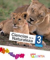 Ep 3 - Naturales - Talentia - Aa. Vv.