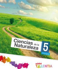 Ep 5 - Naturales - Talentia - Aa. Vv.