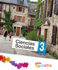 Ep 3 - Sociales - Talentia - Aa. Vv.