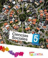 Ep 5 - Sociales - Talentia - Aa. Vv.