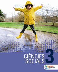 EP 3 - CIENCIES SOCIALS 3 (CAT, C. VAL, BAL)