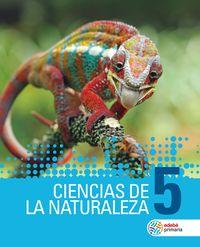 EP 5 - CIENCIAS DE LA NATURALEZA 5