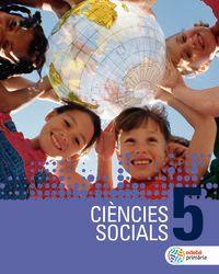 EP 5 - CIENCIES SOCIALS 5 (CAT, C. VAL, BAL)