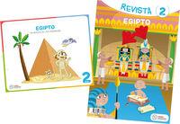 4 AÑOS - PROYECTO EGIPTO