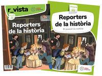 EP 3 - PROJECTE 2. NIVELL III (CAT, VAL, BAL) - REPORTERS DE LA HISTORIA