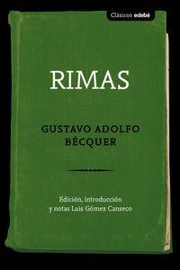 Rimas De Becquer - Gustavo Adolfo Becquer