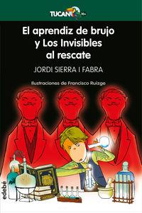 APRENDIZ DE BRUJO Y LOS INVISIBLES AL RESCATE, EL