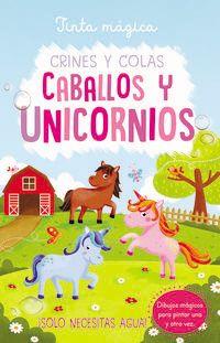 TINTA MAGICA - CRINES Y COLAS CABALLOS Y UNICORNIOS