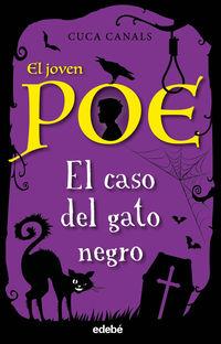 JOVEN POE, EL 6 - EL CASO DEL GATO NEGRO