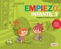 2 AÑOS - EMPIEZO INFANTIL 3
