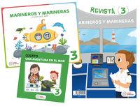 5 AÑOS - MARINEROS Y MARINERAS - LA VIDA EN EL MAR (PROYECTOS)