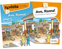 EP 2 - C. SOCIALS (CAT) - ¡AVE, ROMA! - UN PASSEIG PER L'EPOCA ROMANA (PROJECTES)