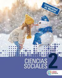 EP 2 - CIENCIAS SOCIALES (MAD)