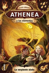ATHENEA Y LOS ELEMENTOS 3 - LA SERPIENTE ALADA