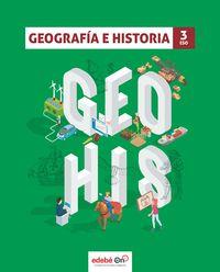 ESO 3 - GEOGRAFIA E HISTORIA