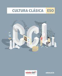 ESO - CULTURA CLASICA (AND)